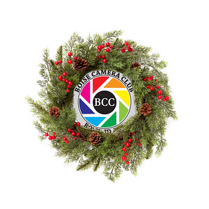 BCC Christmas Wreath