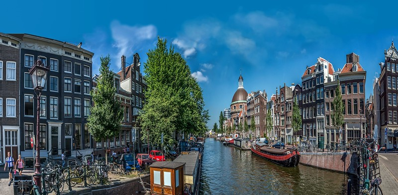 108 Peter Reali 1 Canals Of Amsterdam