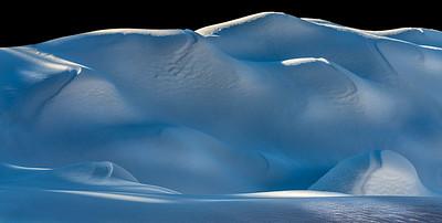117 Derek Ford 1 Shadows In the Snow
