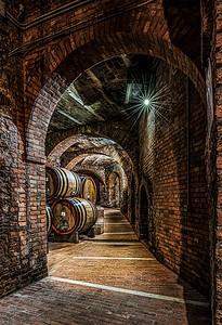 127 Kathleen Walter 1 Tuscany Wine Cellar