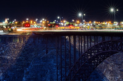 Greg Stringham City on a Bridge - December 2019 Print Night