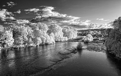 131 Dave Crawforth 1 Rogue River  Infrared_7059