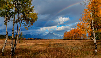 006 Ken Wilkes 1 Teton Autumn Rainbow AS