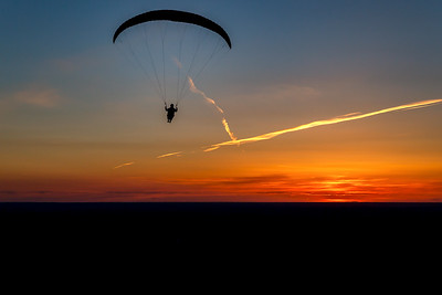 108 Kaylyn Franks 2 Gliding into the Sunset
