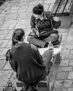 Break Time In Jerusalem