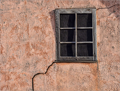 004 Dave Crawforth 2 Window of old house AS