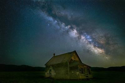 Derek Ford 1 Spoor House Milky Way