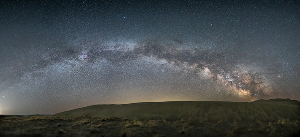 Derek Ford 1 Bruneau Milky Way