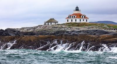 Greg Stringham 1 Egg Rock Lighthouse
