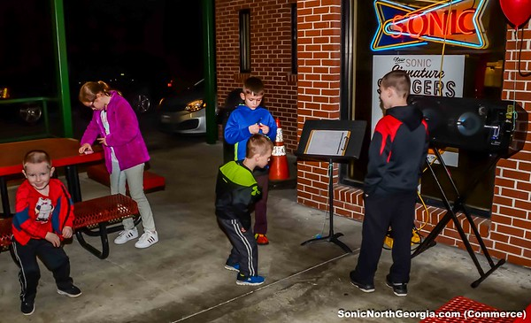 BCES Sonic Spirit Night March 2018