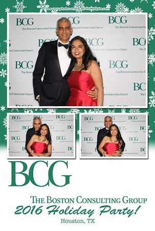 BCG Holiday Party 2016
