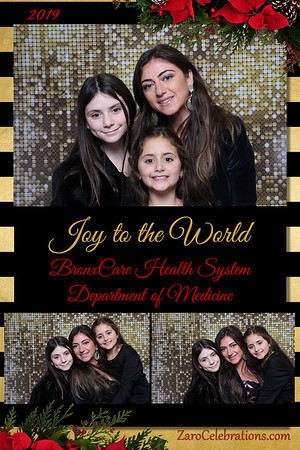BronxCare Health System - Department of Medicine Holiday Party