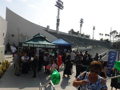 BCI East LA College Graduation