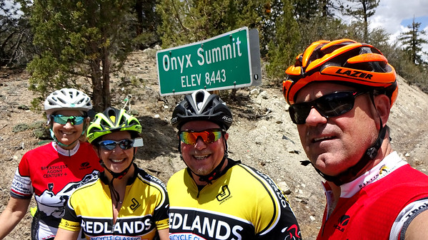 BCI Onyx Challenge Ride, Angelus Oaks CA June 1, 2019