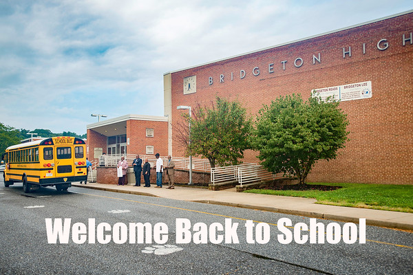 BCMA Welcome Back to School--2017