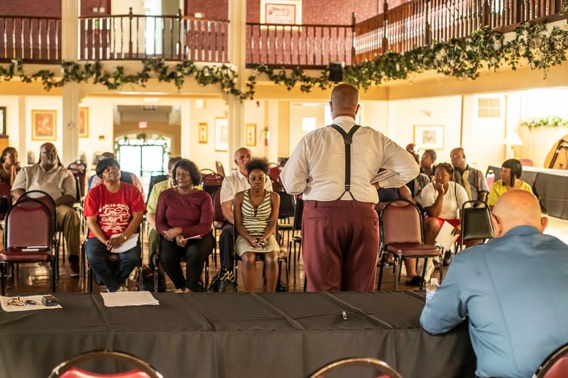 Ingerman Community Meeting, May 2, 2018