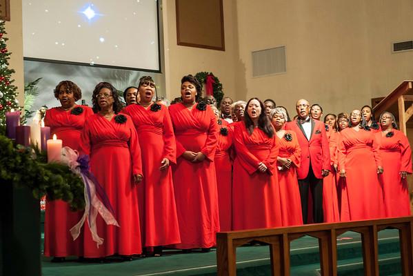 2015 BCMA Christmas Choir and Hymn Sing