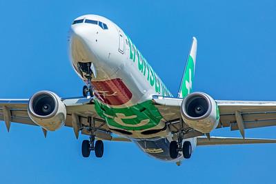 Transavia Boeing 737-8K2 PH-HXL 9-29-18