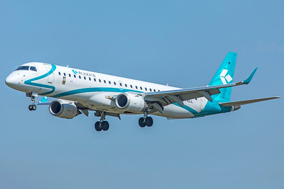 Air Dolomiti Embraer ERJ-190-200LR I-ADJL 9-29-18