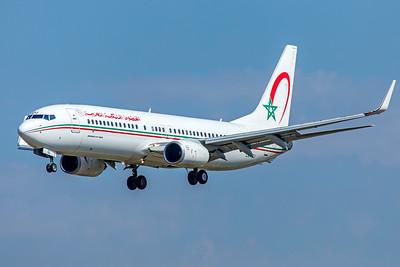 Royal Air Maroc Boeing 737-85P CN-ROJ 9-29-18
