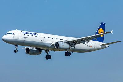 Lufthansa Airbus A321-231 D-AISL 9-29-18