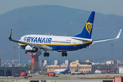 Ryanair Boeing 737-8AS EI-DHA 9-29-18