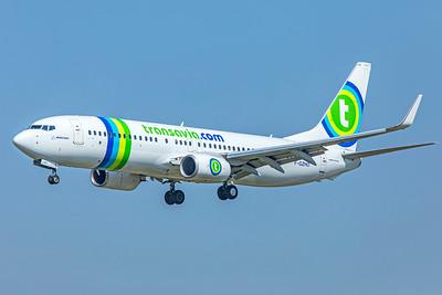 Transavia France Boeing 737-8K2 F-GZHO 9-29-18