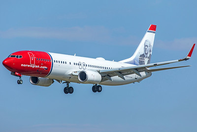 Norwegian Air International Boeing 737-8JP EI-FHV 9-29-18