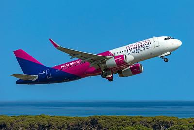 Wizz Air Airbus A320-232 HA-LYG 6-12-21