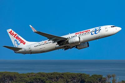 Air Europa Boeing 737-85P EC-LXV 6-12-21