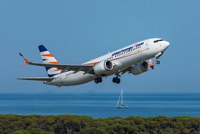 Smartwings Boeing 737-8 MAX OK-SWE 6-12-21