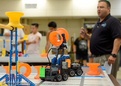 Bcoe Robot Competition 8 3 2018 Mng Chico