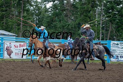 Interlakes Rodeo Roe Lake 2018