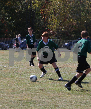 Batavia U14 Boys tournament game #1 vs Bethel '08