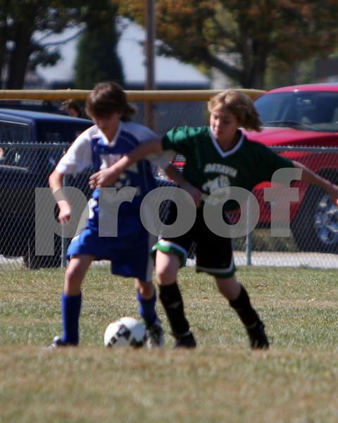Batavia boys u-14 vs Amelia Tournament game #1 '08