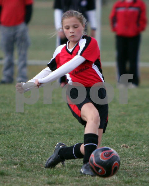 U10 girls tournament finals NR vs CNE '08