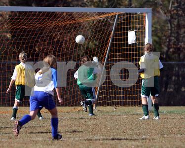 U12 Girls tournament finals, Batavia vs Williamsburg '08