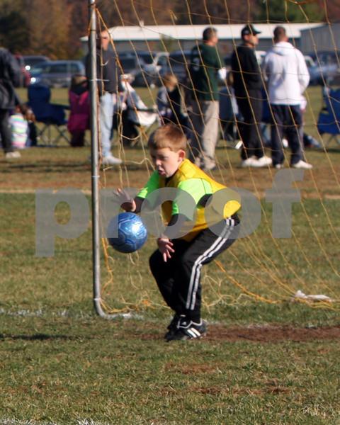 U7 boys tournament finals Bethel vs NR '08