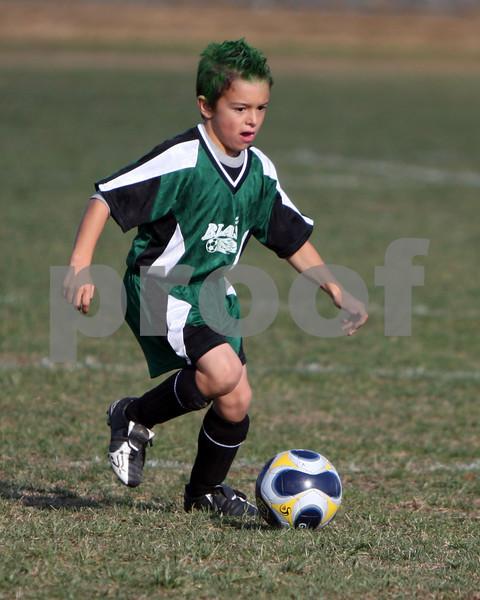 U9 boys tournament finals Batavia vs Amelia '08