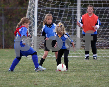 U9 girls tournament finals Williamsburg vs CNE '08