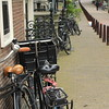 bikes along canal
