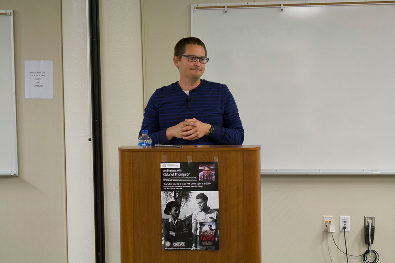 Gabriel Thompson talks about Fred Ross and his impact on community organizing in California during the 20th Century.