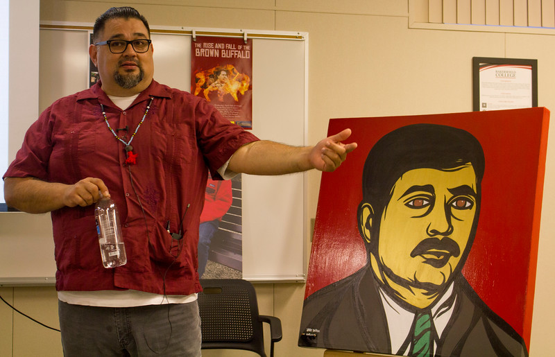 Sean Arce talks about the importance of Chicano Studies.