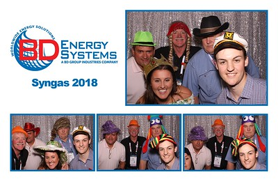 BD Energy Systems at Syngas 2018