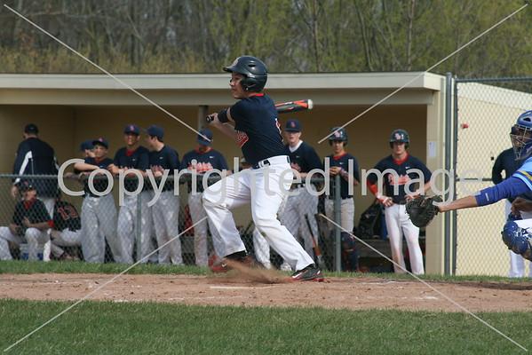 BD vs Madison Baseball 4-20-16