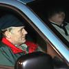 James Hicks.  Photo by Caleb Raynor.  October 8, 2000.  Bangor, Maine.    Bangor Daily News.
