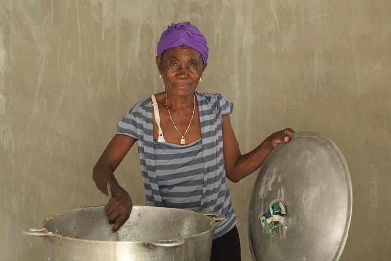 Master Chef, School in Brajirous Haiti
