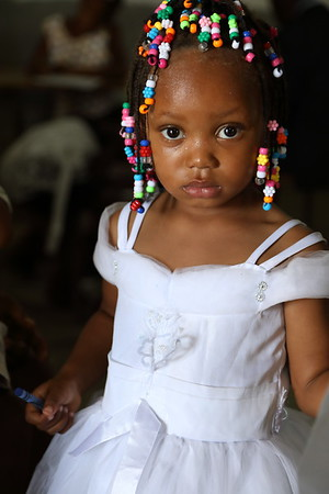 Little Sister, Church in Robert Haiti