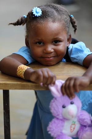 Little Sister, Thomazeau Haiti