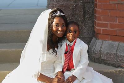 Bride Fabi w/ Gabby